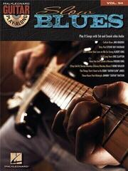 Hal Leonard Guitar Play-Along Volume 94: Slow Blues Kotta