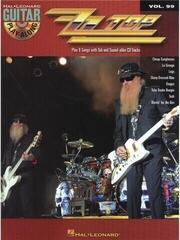 ZZ Top Guitar Play-Along Volume 99