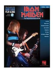 Iron Maiden Guitar Play-Along Volume 130 Kotta