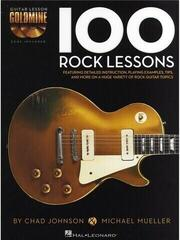 Hal Leonard Chad Johnson/Michael Mueller: 100 Rock Lessons
