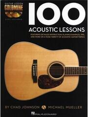 Hal Leonard Chad Johnson/Michael Mueller: 100 Acoustic Lessons