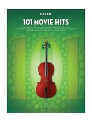 Hal Leonard 101 Movie Hits For Cello