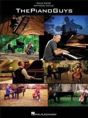 Hal Leonard The Piano Guys: Solo Piano And Optional Cello