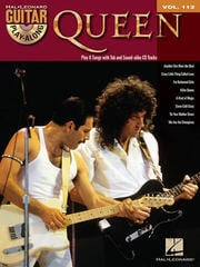 Queen Guitar Play-Along Volume 112