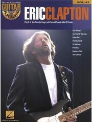 Eric Clapton Guitar Play-Along Volume 41