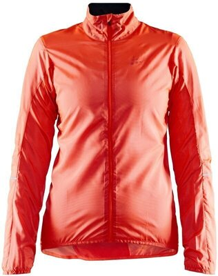Craft Essence Light Woman Jacket Orange S