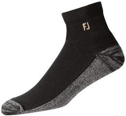 Footjoy ProDry Quarter Black