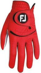 Footjoy Spectrum Mens Golf Glove Red Left Hand for Right Handed Golfers L