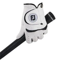 Footjoy Junior Guanti da Golf Pearl/Black