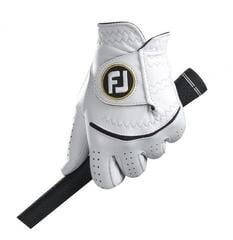 Footjoy StaSof Mens Golf Glove White Left Hand for Right Handed Golfers S