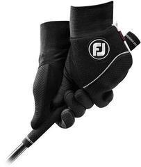 Footjoy WinterSof Herren Golfhandschuhe 2015 (Paar) Schwarz XL
