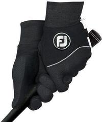 Footjoy WinterSof Mens Golf Gloves (Pair) Black
