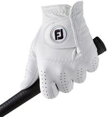 Footjoy CabrettaSof Mens Golf Glove White