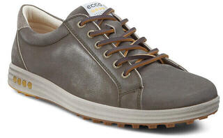 Ecco Street Evo One Mens Golf Shoes Tarmac/Fanta 45