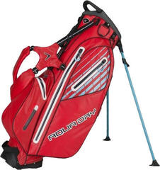 Callaway Aqua Dry Lite Red/White Stand Bag