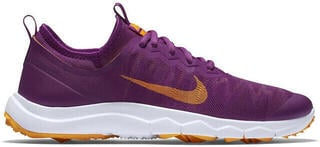 Nike FI Bermuda Womens Golf Shoes Purple/Orange