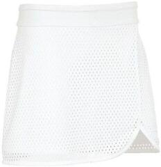 Sunice Luna Stretch Knit Dámska Sukňa White 8