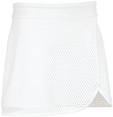 Sunice Luna Stretch Knit Womens Skort White 8