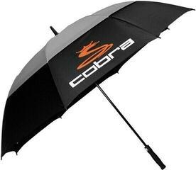 Cobra Golf Double Canopy Umbrella Blk