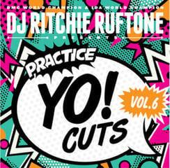 Ritchie Ruftone Practice Yo Cuts Vol.6 (Green Coloured) (7'' Vinyl LP)