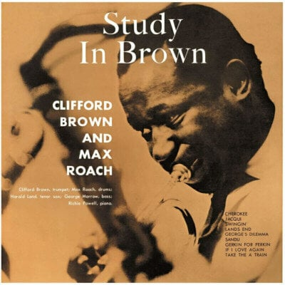 Clifford Brown & Max Roach Study In Brown (LP)