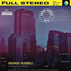 George Russell & His Orchestra New York, N.Y. (LP)