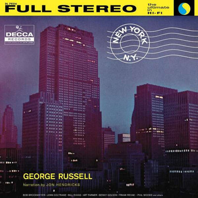 George Russell & His Orchestra New York, N.Y. (Vinyl LP)