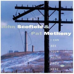 Pat Metheny I Can See Your House From Here (2 LP)