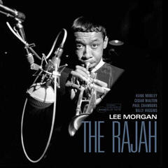 Lee Morgan The Rajah (LP)