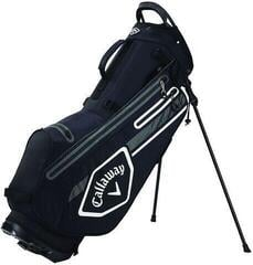 Callaway Chev Dry Stand Bag Black/Charcoal/White