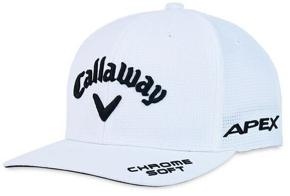 Callaway Tour Authentic Performance Pro Cap White