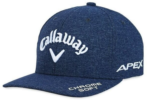 Callaway Tour Authentic Performance Pro Cap Black Heather
