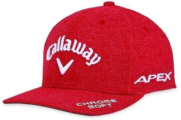 Callaway Tour Authentic Performance Pro Cap Red Heather