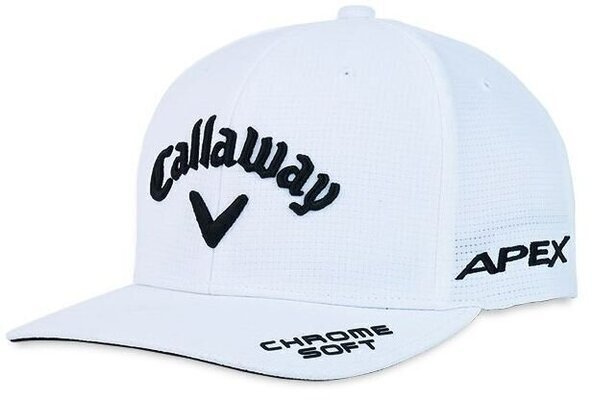 Callaway Tour Authentic Performance Pro XL Cap White
