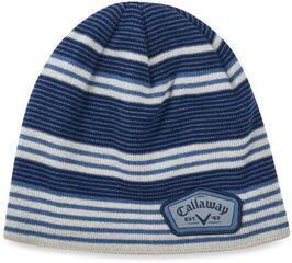 Callaway Winter Chill Beanie Blue/Silver/Navy