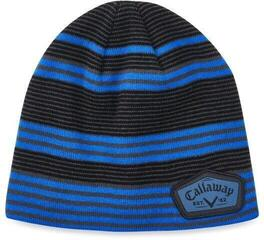 Callaway Winter Chill Beanie Black/Royal/Charcoal
