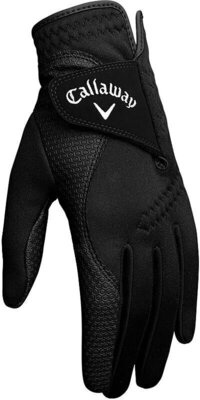 Callaway Thermal Grip Mens Golf Gloves Black XL