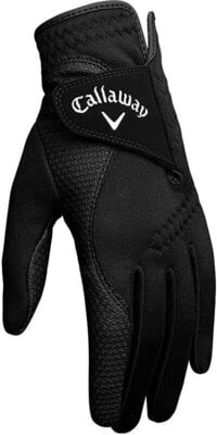 Callaway Thermal Grip Womens Golf Gloves Black L