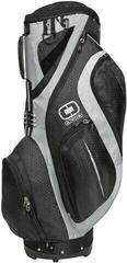 Ogio Mantix Black/Grey Cart Bag