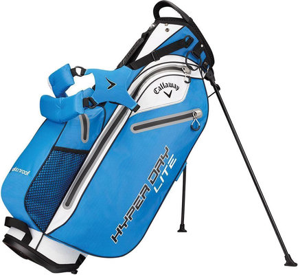 Callaway Hyper Dry Lite Blue/Black/Silver Stand Bag 2017