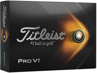Titleist Pro V1 2021 Golf Balls White