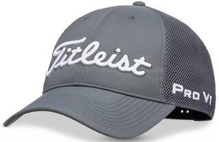 Titleist Tour Performance Mesh Cap Anthracite/White