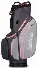 Titleist Cart 14 Lightweight Cart Bag Graphite/Grey/Edgartow