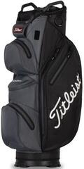Titleist Cart 14 StaDry Cart Bag Black/Charcoal