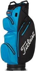 Titleist Cart 14 StaDry Cart Bag Black/Dorado