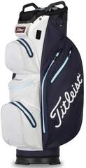 Titleist Cart 14 StaDry Cart Bag Navy/White/Sky