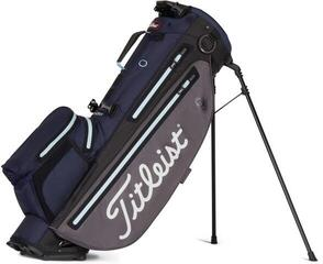 Titleist Players 4+ StaDry Stand Bag Graphite/Navy/Sky