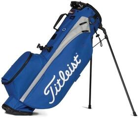 Titleist Players 4 Stand Bag Royal/Grey