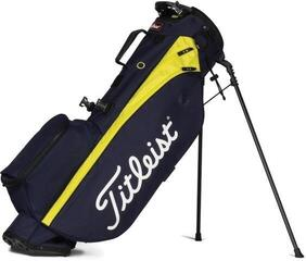 Titleist Players 4 Stand Bag Navy/Citron