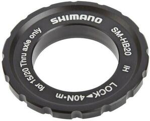 Shimano HB20 Center Lock Disc Lockring for 15/20mm Axle